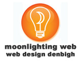 Moonlighting Web Design Denbigh Denbighshire North Wales