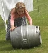 Denbigh Show Barrel Roll