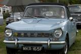 The Denbigh Show Classic Car