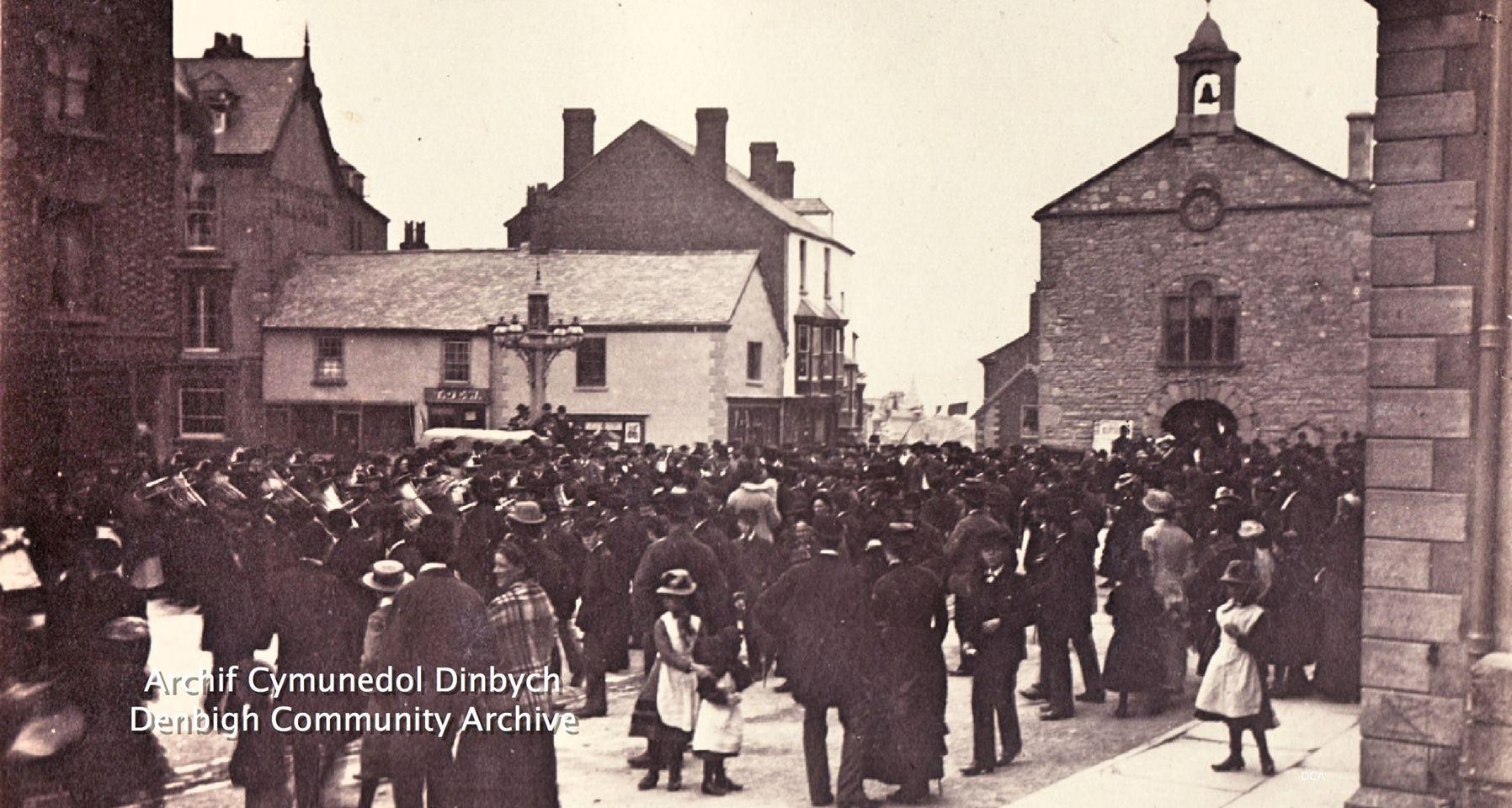 Denbigh Community Archive Group